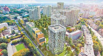 «Кортрос» построит жилой комплекс вцентре Перми