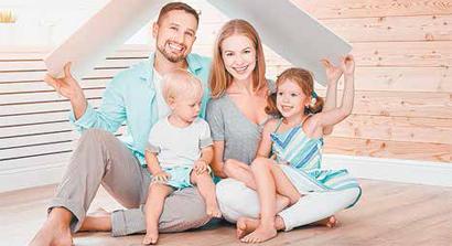 Семья изЕкатеринбурга первой в Российской Федерации получила ипотеку под 6% годовых