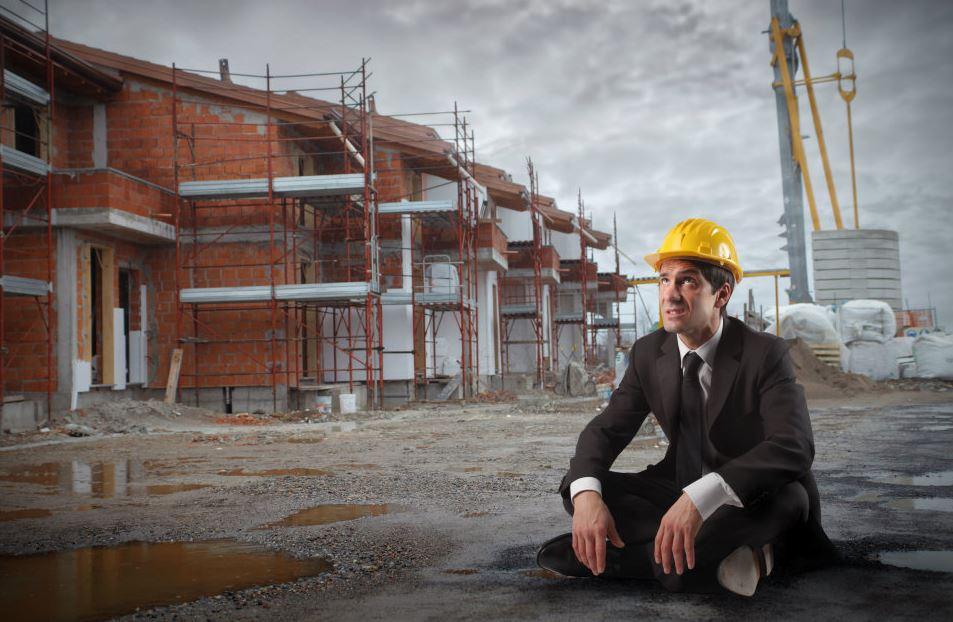 банкрот строительная компания