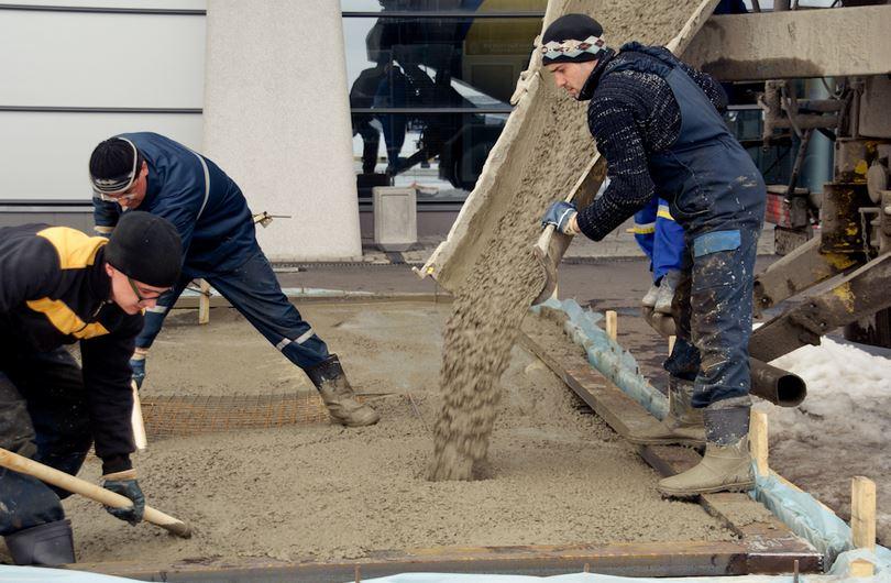 Бетон морфологический капотня бетон