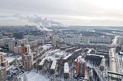 С начала года в Москве ввели более 2,5 млн кв. метров недвижимости