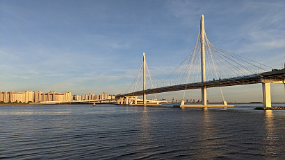 В Петербурге планируется реализовать несколько крупных инфраструктурных проектов