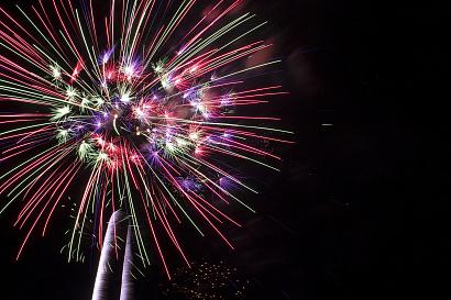 12 тысяч фейерверков украсят небо столицы в честь Дня Победы