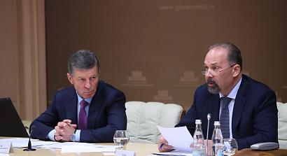 Байкальск иВихоревка сорвали начало отопительного сезона— Вице-премьерРФ Козак