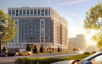 В Петербурге появится жилой квартал с собственным клубом «по интересам»