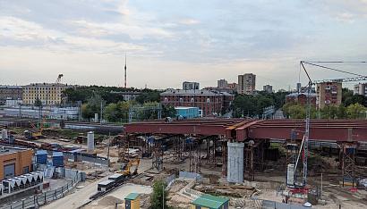 В Москве выделили 66 площадок для развития железнодорожной инфраструктуры