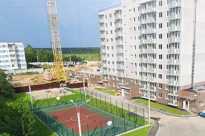 В Сергиевом Посаде построили жилой дом на 90 квартир