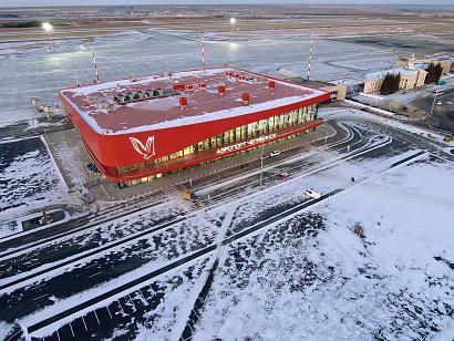 На Урале появился первый всепогодный международный аэропорт