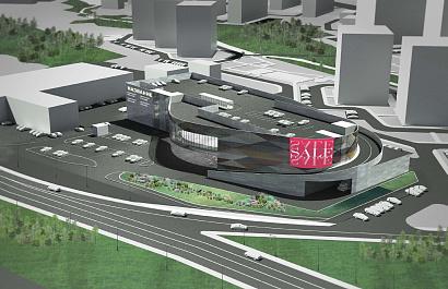 В Новой Москве появится торговый центр «вверх дном»