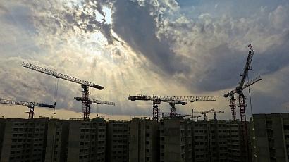 Минстрой «простимулировал» строительство 8,1 млн кв. метров жилья