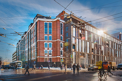 Объем сделок с московскими апартаментами за пять лет вырос более чем в 20 раз