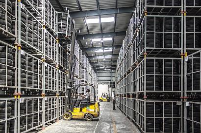 На рынке Московского региона усилился дефицит складов