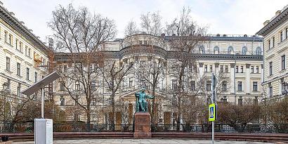 Реконструкция Московской консерватории завершится до конца этого года