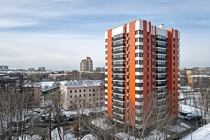 В Москве построили более 100 домов по реновации