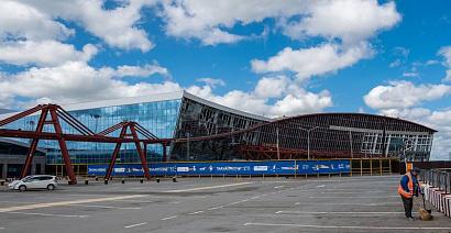 Семь млрд руб. направят на завершение строительства аэровокзала в Южно-Сахалинске