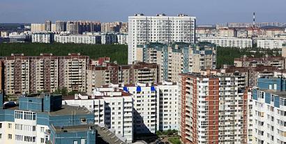 ВКрасногорске подешевело вторичное жилье на10%