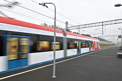 До конца 2022 года в столице построят новую станцию МЦД