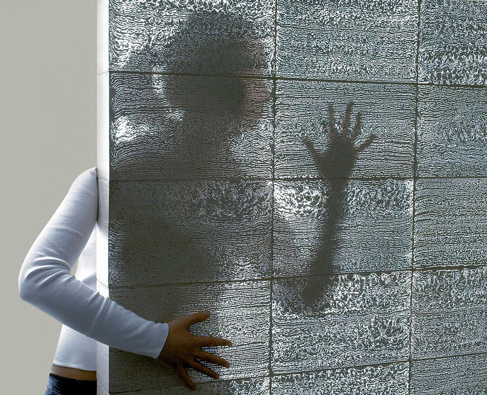 светопрозрачный бетон