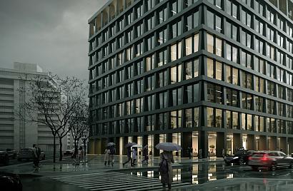 «Альфа-Банк» профинансировал строительство автономного офисного здания в Москве