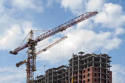 В Подмосковье построили девять жилых домов
