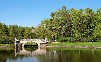 Петербургские подростки заработали по 10 тысяч на благоустройстве города