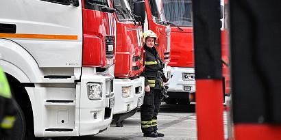 На территории ТиНАО построят 12 новых пожарных депо