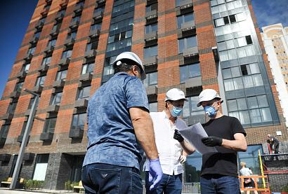 По программе реновации в Москве построено 140 домов